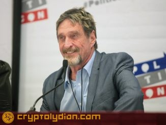 John Mcafee to Introduce New Privacy Coin Called Ghost